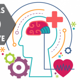 Tools 2 Thrive Logo for Mental Health Awareness Month